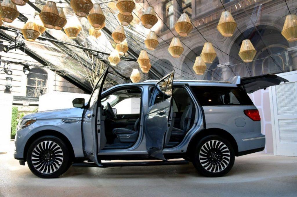 Lincoln Navigator 2018 Lincoln-navigator-gadgereport