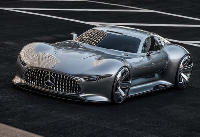 Mercedes AMG Project One. Cum arată hypercarul de 2 milioane de euro