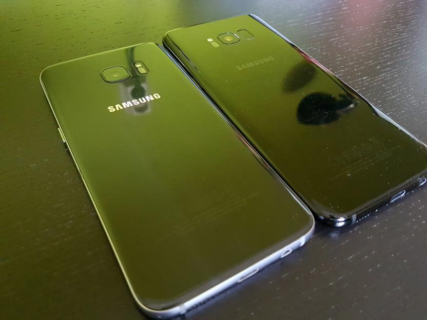 samsung galaxy s8+ vs. galaxy s7 edge Samsung-Galaxy-s8-vs-Galaxy-S7-Edge-3