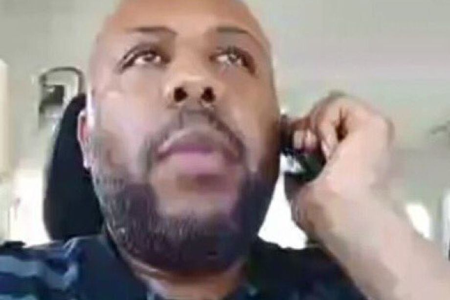 Steve Stephens, în vârstă de 37 de ani din Cleveland, a ucis un bătrân de 74 de ani