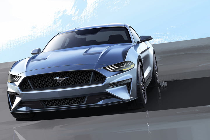 ford mustang 2018-mustang-design-sketch-720x480-c