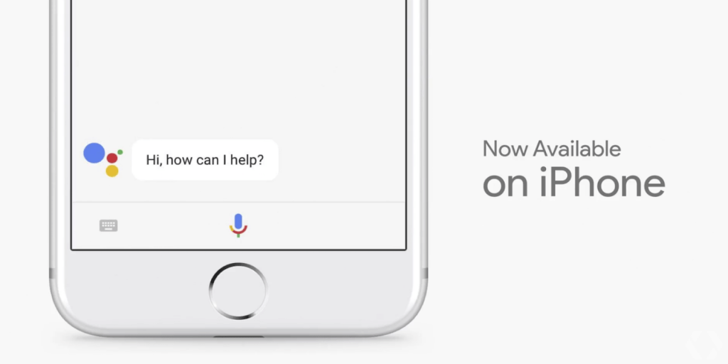 Google Assistant google-assistant-for-iphone