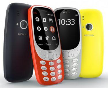 Nokia 3310 2017 nokia3310-culori-gadgetreport