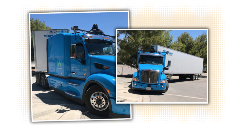 Google Waymo. Cum arată primul camion fără pilot dezvoltat de Google