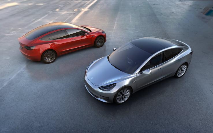 Tesla Model 3 model-3-tesla-gadgetreport