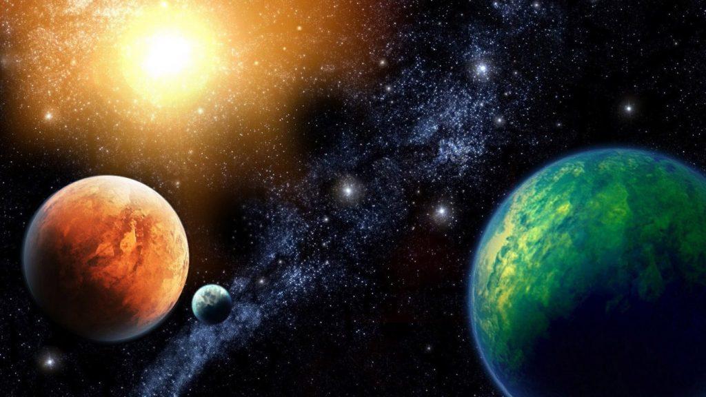 planetă planeta-noua