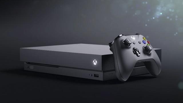 Xbox One X xbox-one-x-2