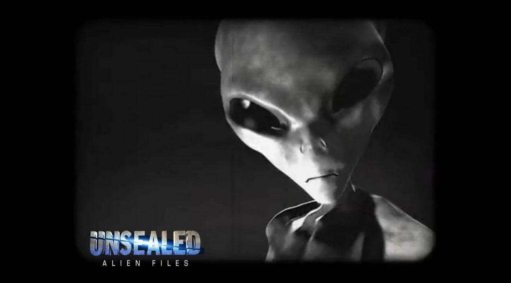 """""""Dosarele extratereştrilor"""" revin pe History TV"""