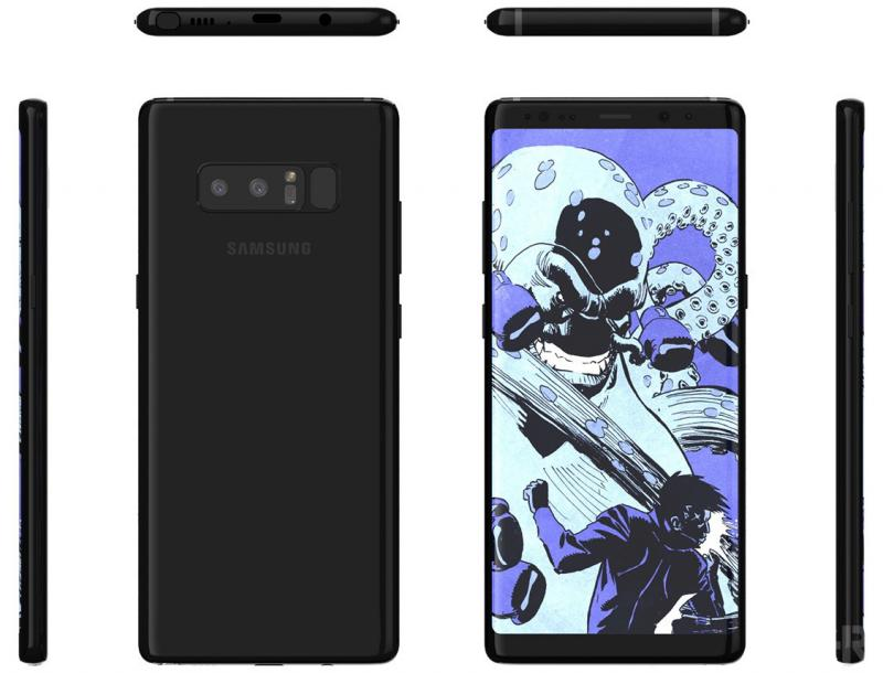 galaxy note 8 Galaxy-Note-8-imagine