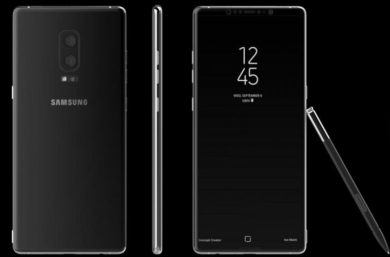 Samsung devansează lansarea Galaxy Note8