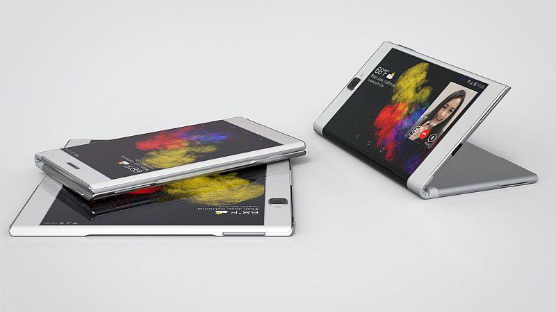 Lenovo Folio. Chinezii construiesc smartphone-ul viitorului