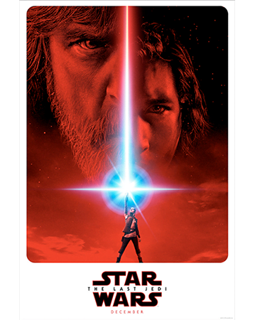 star wars: the last jedi the-last-jedi-poster