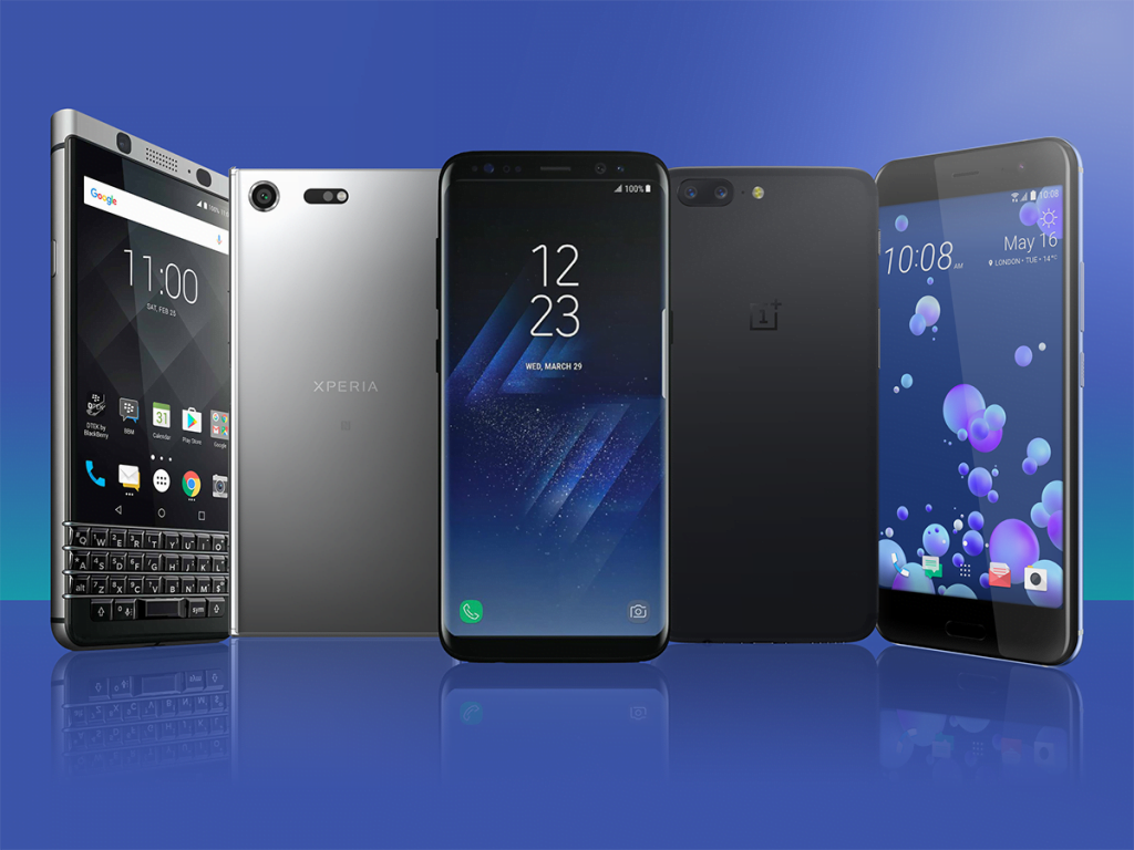 Top 10 – cele mai bune smartphone-uri din 2017