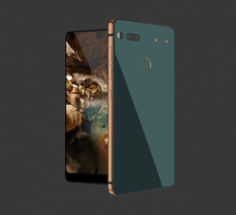Essential Phone ajunge în magazine. Preţul, pe măsura specificaţiilor de top