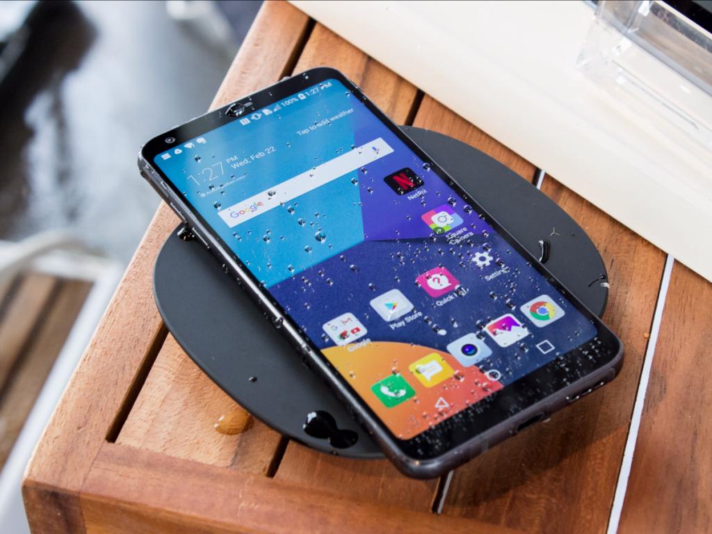 cele mai bune smartphone-uri din 2017 lg-g6