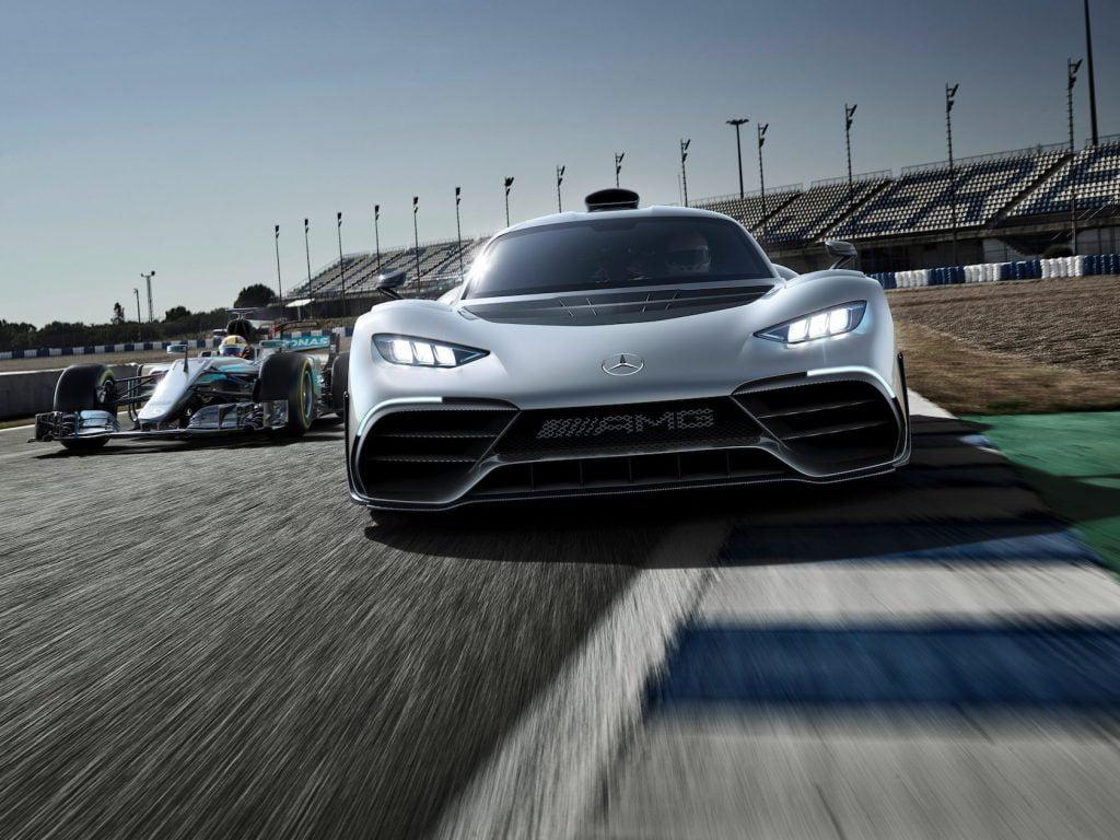 Mercedes AMG Project One, lansat oficial. Hypercar-ul de 2,7 milioane de dolari
