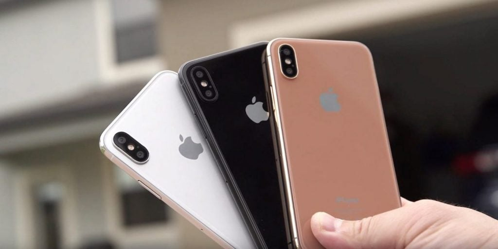 iphone x iphone-8-colors