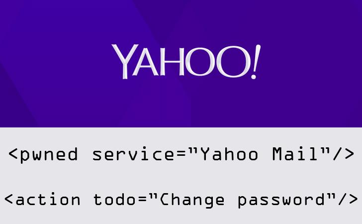 yahoo Yahoo-Mail-hacked