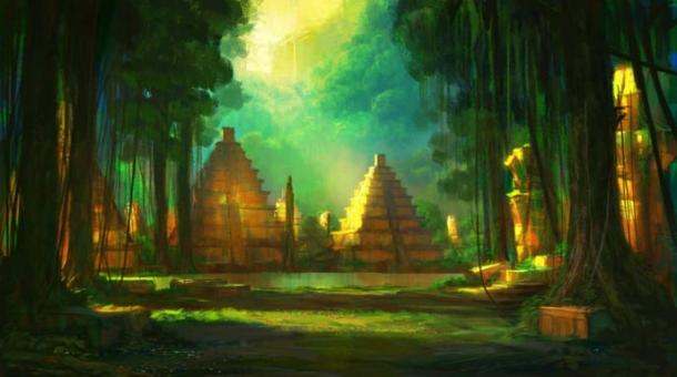 amazonia ancient-city-in-the-Amazon