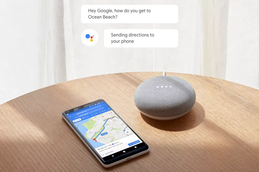 google home mini google-Home-Mini-gadgetreport