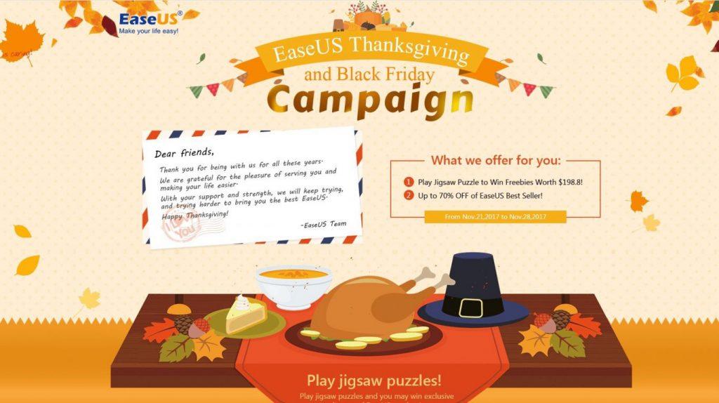 easeus EaseUs-thanksgiving-campaign