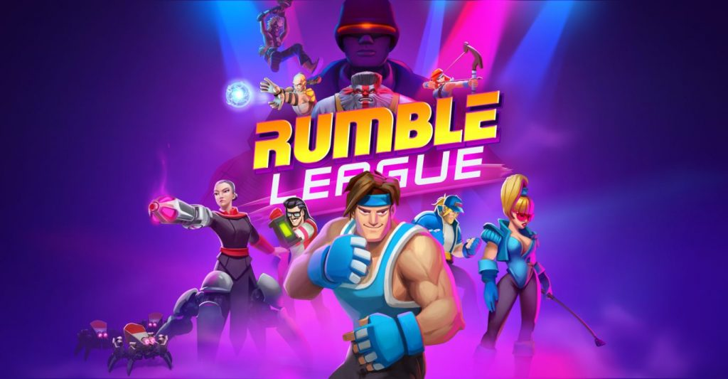 rumble league Rumble-League-Cover