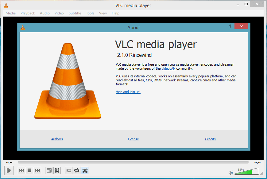 software gratuit VLC