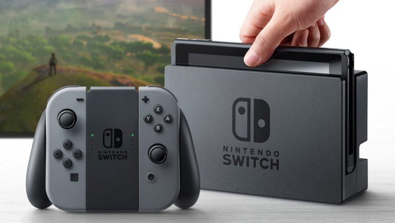 nintendo switch NintendoSwitch_hardware