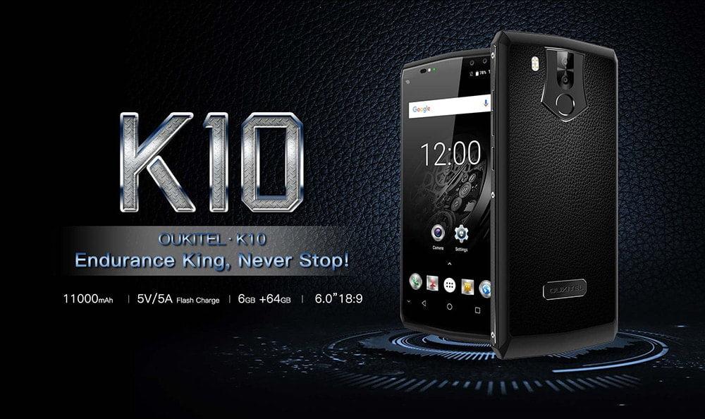 oukitel k10 telefon1