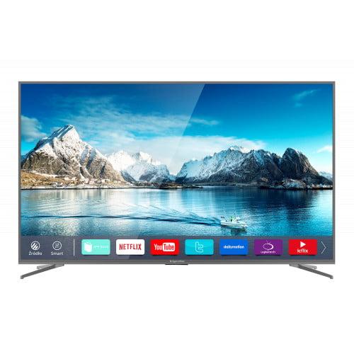 Kruger&Matz aduce noi modele de televizoare SMART 4K în România