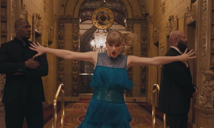 """Taylor Swift face furori pe internet cu noul clip """"Delicate"""""""