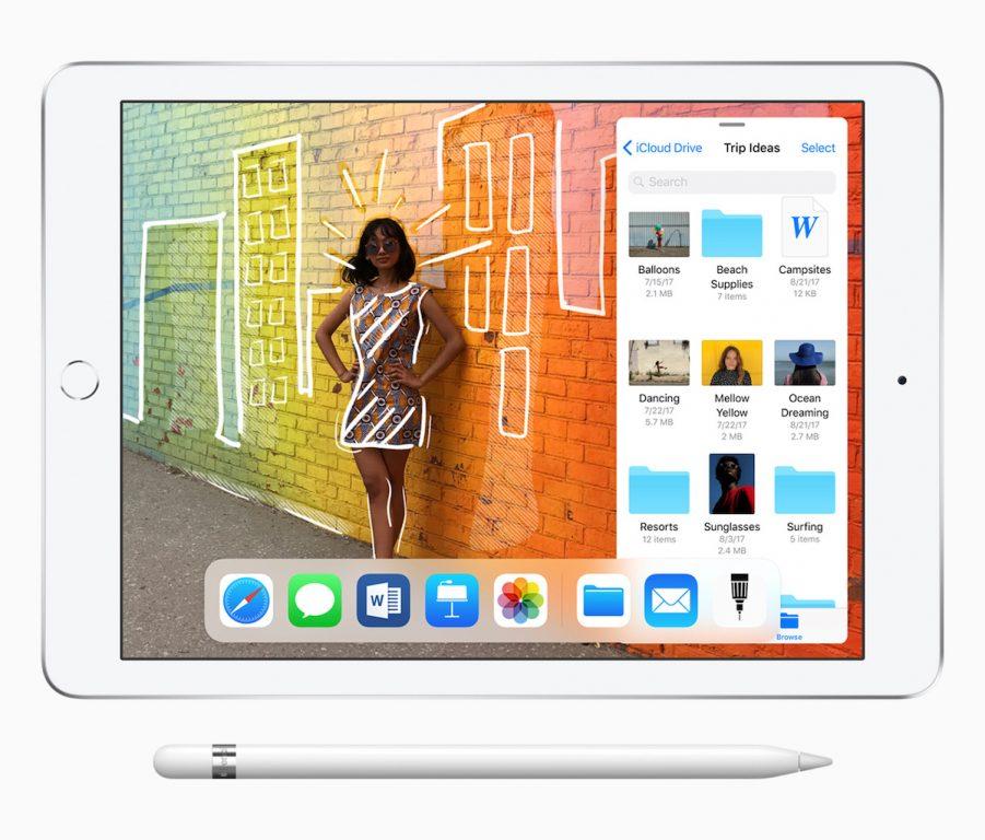 Apple a lansat cel mai accesibil iPad
