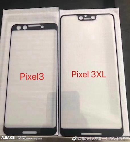 pixel 3 GooglePIxel3ScreenProtectorLeak