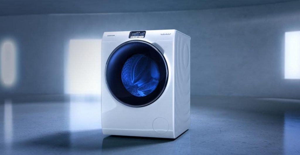 Încă un incident exploziv cu o maşină de spălat Samsung