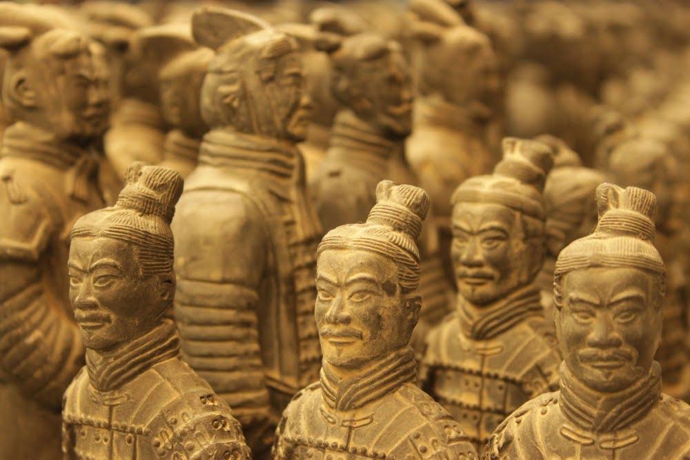 Secretele Armatei de teracotă. Noi descoperiri incredibile din mormântul împăratului Qin