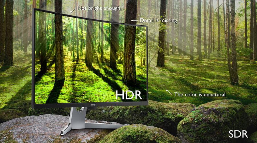 benq ex3203r EX3203R-HDR