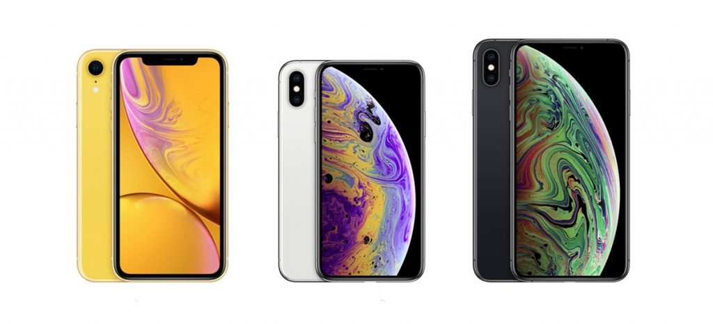 iphone xs iPhone-XR-vs-iPhone-XS-vs-iPhone-XS-Max