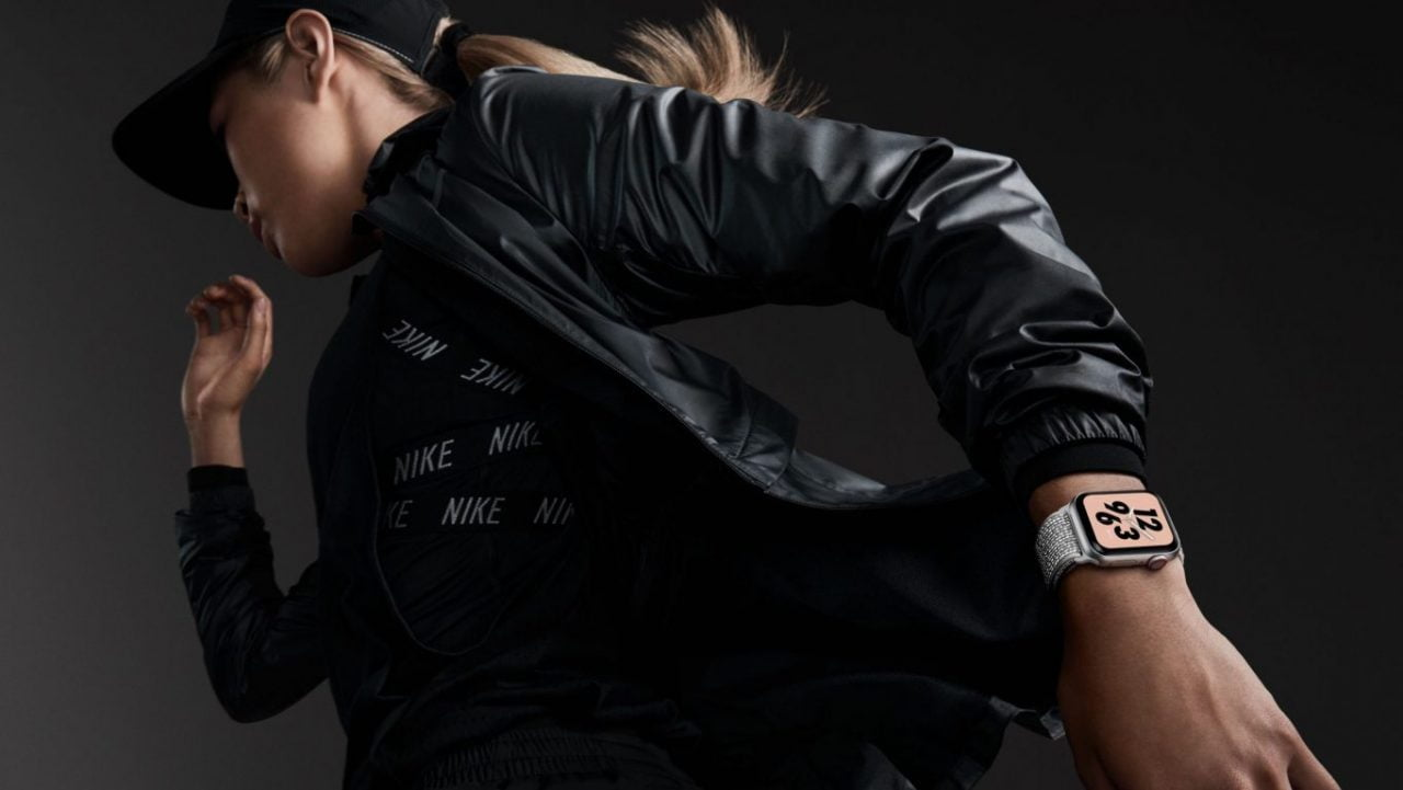 Apple Watch Nike+, disponibil în magazine