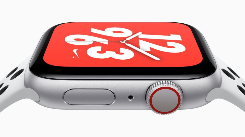 apple watch nike+ AppleWatchNikeSeries4