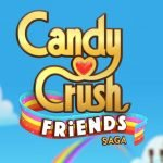 Studioul King a lansat Candy Crush Friends Saga, un nou joc de mobil