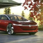 Volkswagen dezvoltă I.D. Aero, un model electric care va concura cu Tesla Model 3