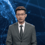 Prezentatorii TV, pe cale de dispariție. Chinezii au lansat un robot virtual care citește știri