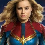 Captain Marvel, un nou trailer video viral