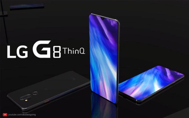 LG G8 ThinQ. Primul telefon cu cameră foto frontală inteligentăToF
