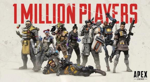 Apex Legends. Jocul gratuit care a atras rapid peste 1 milion de useri