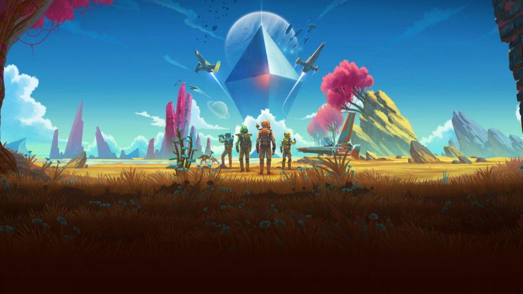 No Man's Sky Beyond. Un nou update gratuit