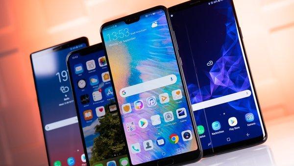 Cele mai bune telefoane Android din 2019. De la modelul ieftin Nokia 3.1 la spectaculosul Galaxy S10+