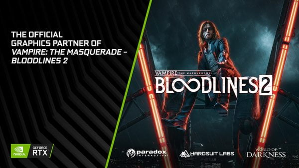 Vampire: The Masquerade - Bloodlines 2 a fost anunțat la GDC