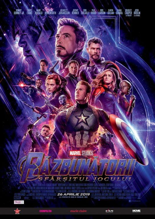 """4 lucruri pe care trebuie să le știi înainte să vezi """"Avengers: Endgame"""" la cinema"""