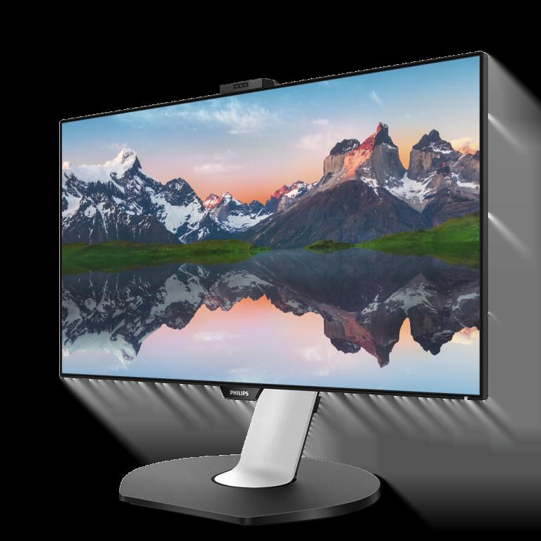 Philips lansează noul monitor Brilliance LCD Philips 329P9H/01